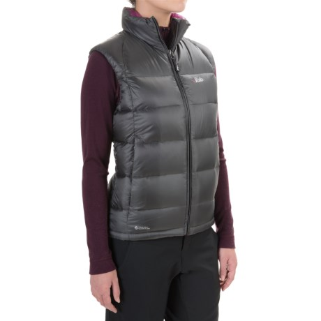 photo: Rab Women's Neutrino Vest