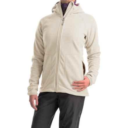 Rab Odyssey Fleece Jacket - Full Zip (For Women) in Oatmeal - Closeouts