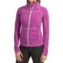 Rab Orbit Fleece Jacket (For Women) in Lupin - Closeouts