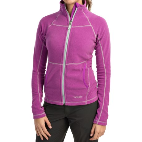 Rab Orbit Fleece Jacket (For Women)