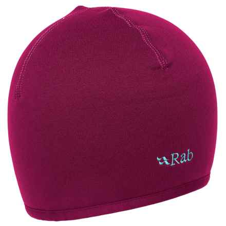 Rab Polartec® Power Stretch® Fleece Beanie (For Women) in Anemone - Closeouts