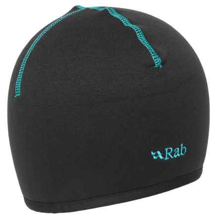 Rab Polartec® Power Stretch® Fleece Beanie (For Women) in Black - Closeouts