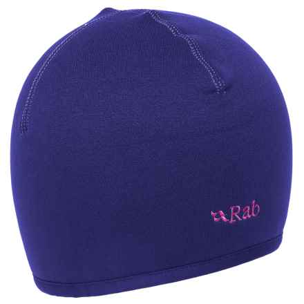 Rab Polartec® Power Stretch® Fleece Beanie (For Women) in Indigo - Closeouts