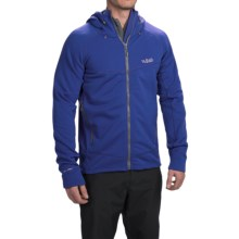 Rab Polartec® Power Stretch® Pro Fleece Hoodie (For Men) in Persian - Closeouts
