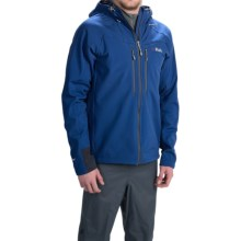 Rab Revolver Soft Shell Jacket - Polartec® (For Men) in Blue - Closeouts