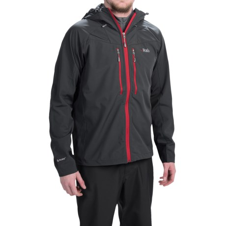 Rab Revolver Soft Shell Jacket Polartec(R) Power Shield(R) (For Men)