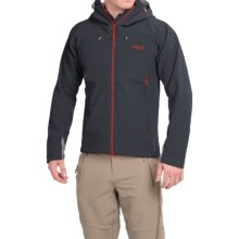 Rab Sentinel Jacket (For Men) in Ebony/Oxide - Closeouts
