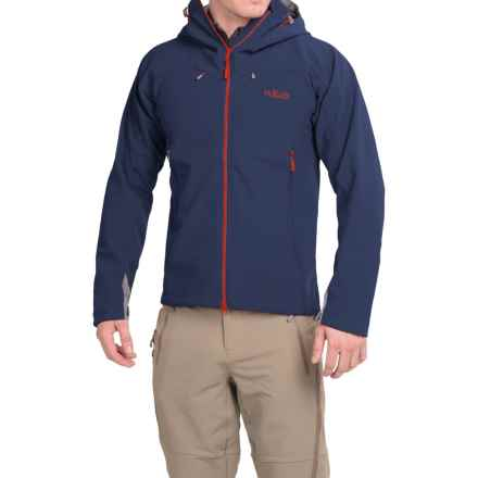 Rab Sentinel Jacket (For Men) in Twilight/Zinc - Closeouts