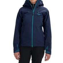 Rab Sentinel Soft Shell Jacket (For Women) in Twilight/Tasman - Closeouts