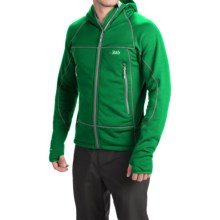Rab Shadow Fleece Hoodie - Polartec® Wind Pro® (For Men) in Flash - Closeouts
