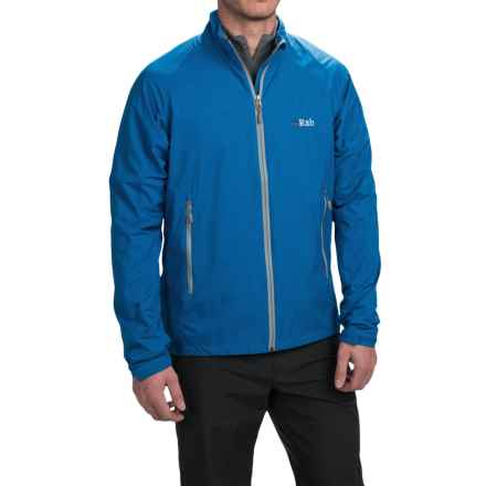 Rab Vapour-Rise Lite Jacket (For Men) in Maya - Closeouts