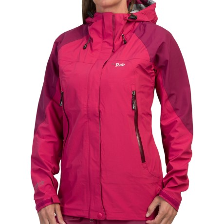 photo: Rab Vidda Jacket waterproof jacket