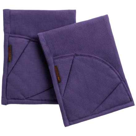Rachel Ray Moppine Everyday Kitchen Towel - 2-Pack in Lavender - Closeouts