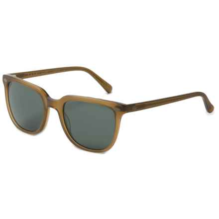 RAEN Arlo Sunglasses in Kelp/Smoke - Overstock