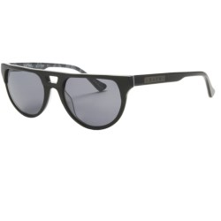RAEN Optics Astyn Sunglasses in Black/Nomad Print/Smoke