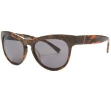 RAEN Optics Breslin Sunglasses in Calico/Smoke - Closeouts