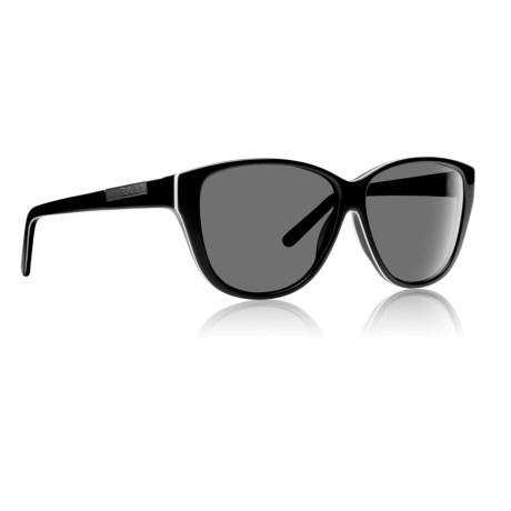 RAEN Optics Nora Sunglasses (For Women) in Black Out/Smoke
