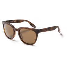 RAEN Vista Sunglasses in Matte Rootbeer/Matte Rootbeer - Closeouts