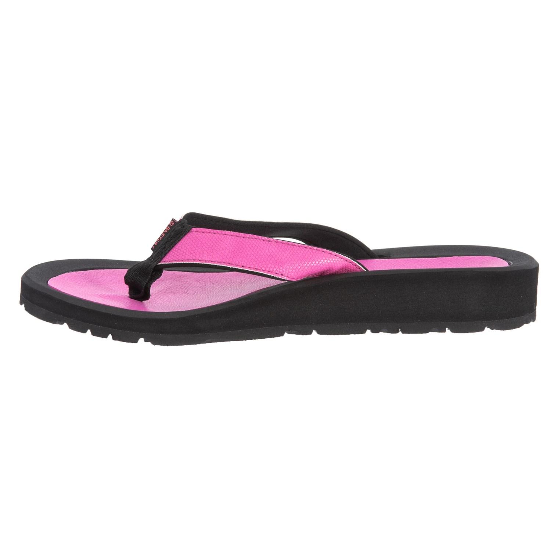 0c7a75d3e Rafters Capri Wedge Flip-Flops (For Women) - Save 33%