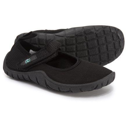 ca60872a7fc1 Rafters Hilo Mary Jane Water Shoes (For Toddler Girls) in Black - Closeouts