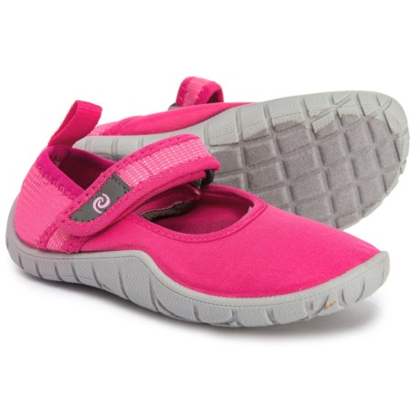eb575fbee28a Rafters Hilo Mary Jane Water Shoes (For Toddler Girls) in Magenta Multi