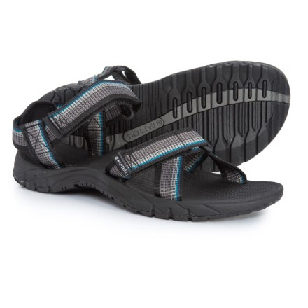 f607854d6590 Rafters Horizon Sport Sandals (For Men) in Black Multi - Closeouts