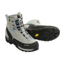 Raichle All-Degree Gore-Tex® Lite Mountaineering Boots - Waterproof (For Women) in Light Grey/Light Blue Green - Closeouts