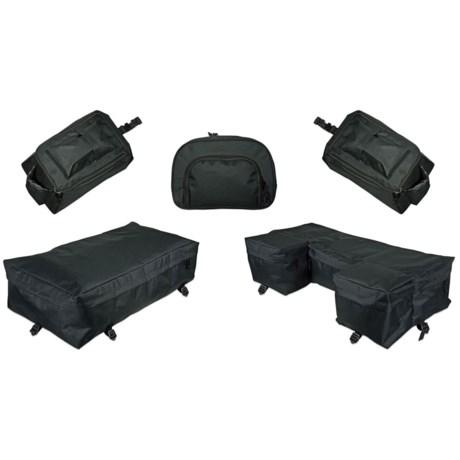 Raider 5-Piece ATV Luggage Kit in See Photo