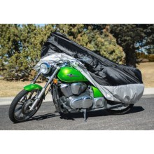 Raider Motorcycle Cover - Extra Large in See Photo - Closeouts