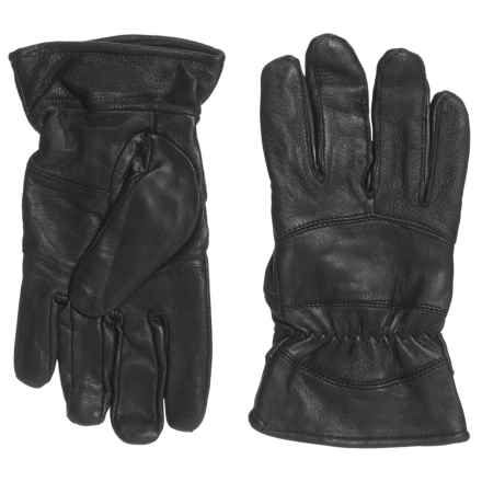 Raider X5 Leather Driving Gloves (For Women) in Black - Closeouts