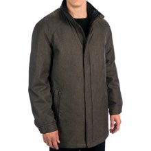 Rainforest Cavalry Twill Parka - Removable Down-Insulated Liner (For Men) in Acorn - Closeouts