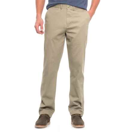 Rainforest Chino Pants (For Men) in Loden - Closeouts
