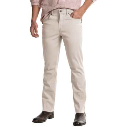 Rainforest Five-Pocket Pants (For Men) in Stone - Closeouts