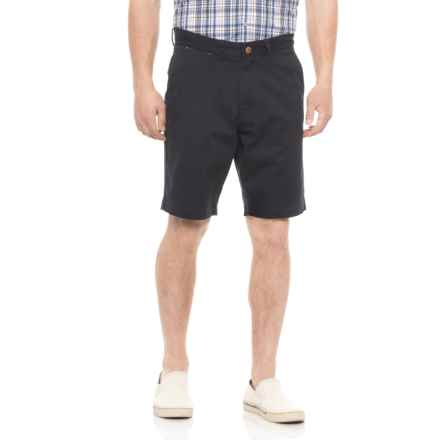 Rainforest Textured Shorts (For Men) in Navy Blazer - Closeouts