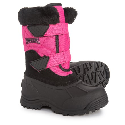 e8676aa9910 Ranger Harley Pac Boots - Waterproof, Insulated (For Girls) in Pink -  Closeouts