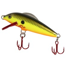 Rapala Original Floating Minnow in Bleeding Hot Olive - Closeouts