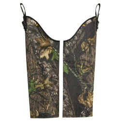 Rattlers Original Snake Chaps - Cordura® Nylon (For Men) in Mossy Oak New Break-Up