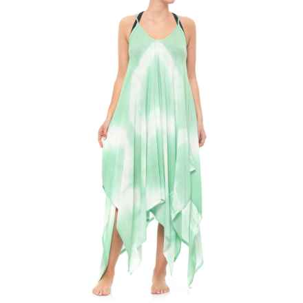 95dce229271f Raviya Tie-Dye Cover-Up - Sleeveless (For Women) in Mint -