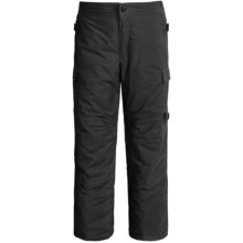Rawik Board Dog Snow Pants - Insulated (For Big Kids) in Black - Overstock