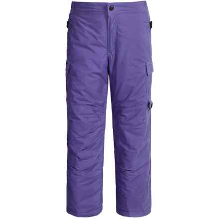 Rawik Board Dog Snow Pants - Insulated (For Big Kids) in Electric Purple - Overstock