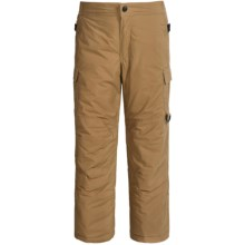 Rawik Board Dog Snow Pants - Insulated (For Big Kids) in Tan - Overstock