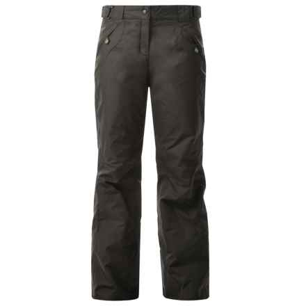 Rawik Breaker Ski Pants - Insulated (For Women) in Black - Closeouts