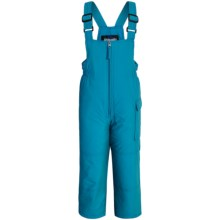 Rawik Cargo Snow Pants - Insulated (For Little and Big Kids) in Surf Blue - Closeouts