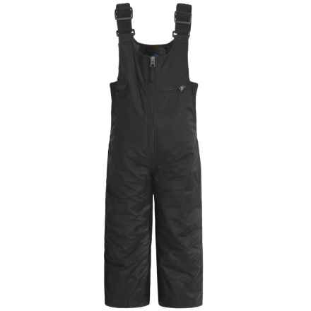 Rawik Cirque Snow Bibs - Insulated (For Toddlers and Little Kids) in Black - Overstock