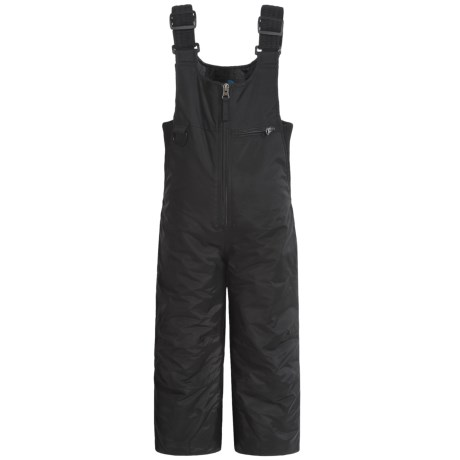 Rawik Cirque Snow Bibs - Insulated (For Toddlers and Little Kids) in Black