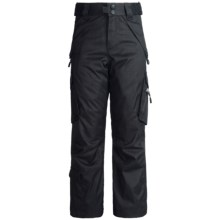 Rawik Delux Cargo Pants - Insulated (For Youth) in Black - Closeouts