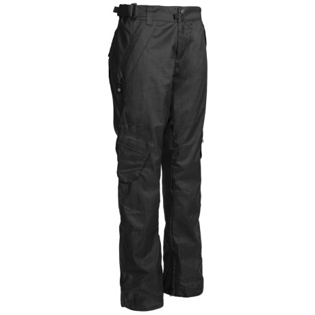 Rawik Deluxe Level II Snow Pants - Insulated (For Women) in Black