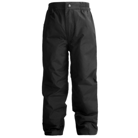 Rawik Ridge Ski Pants - Insulated (For Youth) in Black