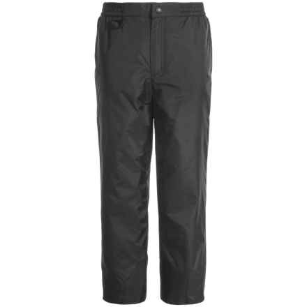 Rawik Ridge Snow Pants - Insulated (For Big Kids) in Black - Overstock