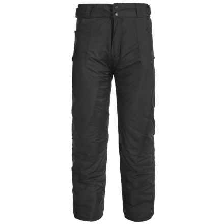Rawik Summit Snow Pants - Insulated (For Men) in Black - Closeouts